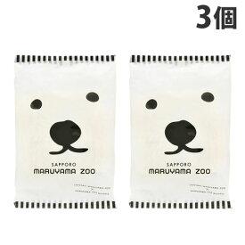 札幌円山動物園 シロクマ塩ラーメン 102.4g×3個