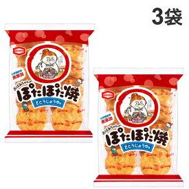 亀田製菓 ぽたぽた焼 20枚入×3袋