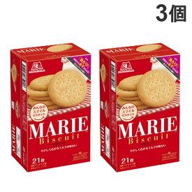 森永製菓 ビスケット マリー 21枚入×3個