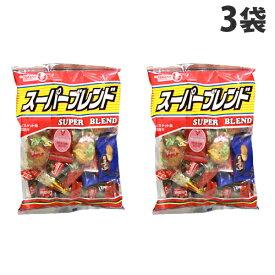 宝製菓 スーパーブレンド 300g×3袋