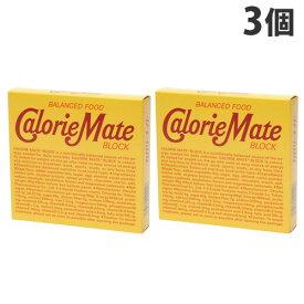 大塚製薬 カロリーメイト ブロック チョコレート味 81g×3個
