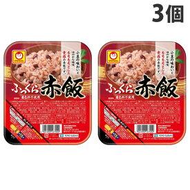 東洋水産 ふっくらお赤飯×3個