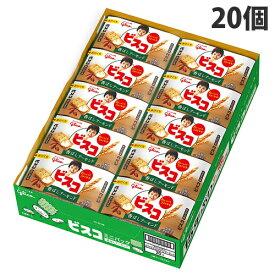グリコ ビスコ 香ばしアーモンド 5枚入×20個