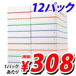 ボックスティッシュペーパー180組12パック(60個)キラットオリジナル