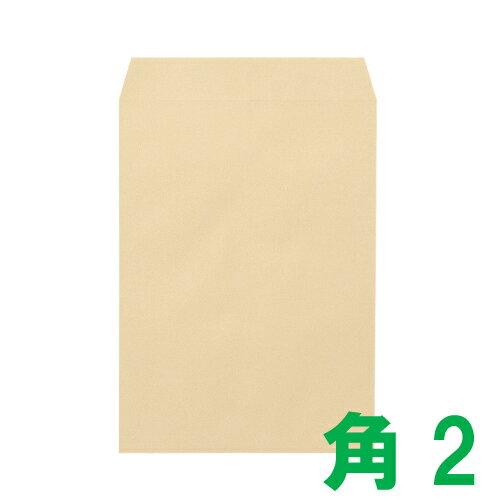 角2 クラフト封筒85g/(平方メートル) 郵便枠無 500枚