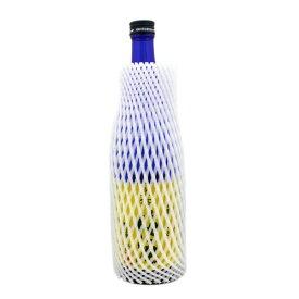 ボトル用 緩衝材 25cm 両絞り ホワイト 100枚