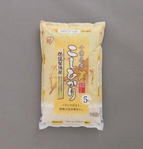 アイリスオーヤマ 低温製法米 千葉県産こしひかり【食品】【返品・キャンセル不可】 571783