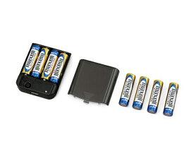 アイリスオーヤマ 防災用乾電池式携帯充電器【返品・キャンセル不可】 8927410