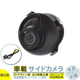 VXM-145VSi VXM-145VFi VXM-145VFEi 他対応 サイドカメラ 車載カメラ 高画質 軽量 CCDセンサー ガイドライン無 選択可 車載用サイドビューカメラ 各種カーナビ対応 防水 防塵 高性能