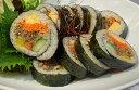 冷凍 牛カルビキンパ 1人前 韓国風のり巻き 夕食 おやつ 韓国食品 オンギージョンギー 韓国料理 ギフト お…