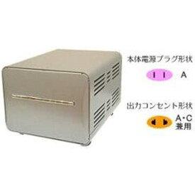【あす楽関東_対応】カシムラNTI-20海外国内用大型変圧器 アップダウントランス (100V220-240V)[4907986030204]