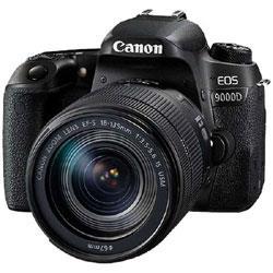 【あす楽対応_関東】【 カード_OK!】【送料無料】CANON(キヤノン)EOS 9000D EF-S18-135 IS USM レンズキット2420万画素 デジタル一眼カメラ