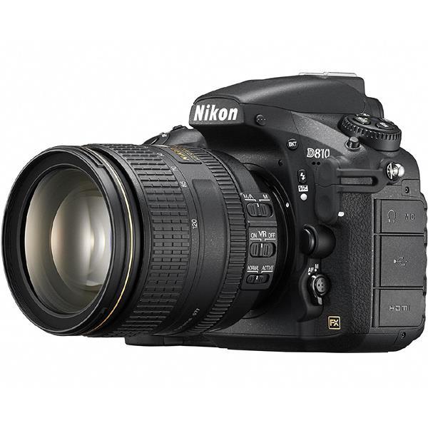 【あす楽対応_関東】【送料500円】ニコンD810 24-120 VR レンズキット3635万画素 デジタル一眼カメラ