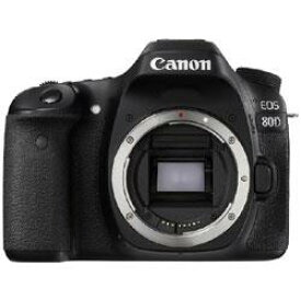 キャノンEOS 80D ボディ2420万画素 デジタル一眼カメラ[EOS80Dボディ][4549292060935]【あす楽対応_関東】【国内正規品】【送料無料】
