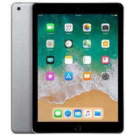【あす楽対応_関東】【国内正規品】 APPLEiPad 9.7インチ Wi-Fiモデル 32GB MR7F2J/A 【国内正規品】iPad 9.7インチ Wi-Fi 32GB 2018年春モデル スペースグレイ