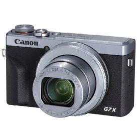 【あす楽関東_対応】CANON(キヤノン)PowerShot G7 X Mark III シルバー2010万画素 デジタルカメラ【送料無料】[4549292137804]