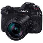 【あす楽関東_対応】パナソニックDC-G9L 標準ズームライカDGレンズキット ブラック2033万画素 デジタル一眼カメラ LUMIX[4549980016718]