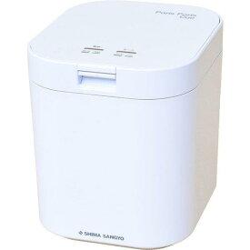 【あす楽関東_対応】島産業PPC-11 WH[PPC11WH] ホワイト生ゴミ減量乾燥機 パリパリキュー[4560390631001]