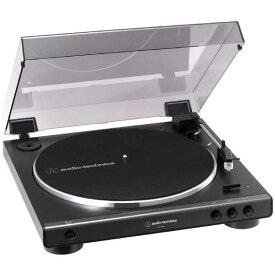 【あす楽関東_対応】audio-technica(オーディオテクニカ)AT-LP60X DGM ダークガンメタリックフルオートターンテーブル[4961310149543]