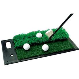 【あす楽対応_関東】【配送料 ¥500】ダイヤコーポレーション ゴルフ練習器具TR-408 ツーウェイマット4901948012482