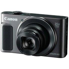 キヤノンPowerShot SX620 HS ブラック2020万画素 デジタルカメラ[PowerShotSX620HSブラック]【あす楽対応_関東】【送料500円】