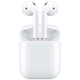 APPLE(アップル)AirPods with Charging Case MV7N2J/A【国内正規品】フルワイヤレスブルートゥースイヤホン 第2世代AirPods【あす楽対応_関東】【送料500円】