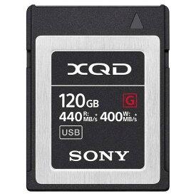 SONY(ソニー)QD-G120FXQDメモリーカード Gシリーズ 120GB【あす楽対応_関東】【送料無料】