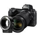 ニコンZ6 24-70+FTZ マウントアダプターキット2450万画素 ニコンFXフォーマットミラーレスカメラ【あす楽対応_関東】…