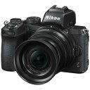 ニコンZ50 16-50 VR レンズキット2088万画素 ニコンDXフォーマットミラーレスカメラ【あす楽対応_関東】【送料無料】