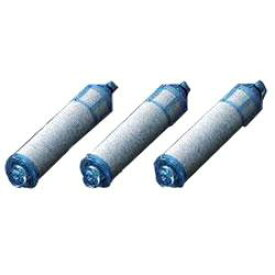INAX (イナックス)オールインワン浄水栓 交換用カートリッジ3本セット(高塩素除去タイプ)JF-21-T[JF21T]【あす楽対応_関東】