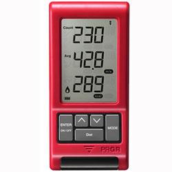 【あす楽対応_関東】配送無料!PROGR マルチスピード測定器NEW RED EYES POCKET HS-110