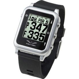 【あす楽対応_関東】朝日ゴルフ用品腕時計型 GPSゴルフナビEAGLE VISION watch 4 EV-717 [ブラック][4981318442101]【送料無料】