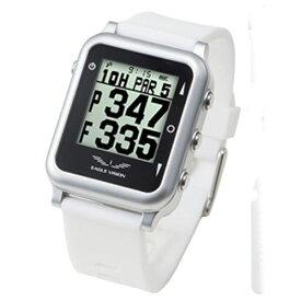 【あす楽対応_関東】朝日ゴルフ用品腕時計型 GPSゴルフナビEAGLE VISION watch 4 EV-717 [ホワイト][4981318442118]【送料無料】