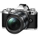 OLYMPUS(オリンパス)OM-D E-M5 Mark II 14-150mm II レンズキット シルバー1605万画素 デジタル一眼カメラ [OMDEM5MarkII14150mmIIレンズキットシルバー]【あす楽関東_対応】
