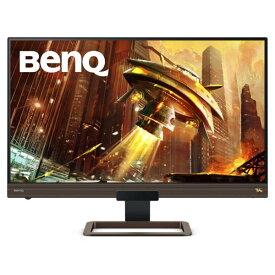 BenQ(ベンキュー)HDR対応27型 IPSパネル 144Hz ゲーミングモニターEX2780Q【あす楽対応_関東】【送料無料】[4544438015145]