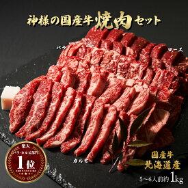 送料無料 北海道産 贅沢焼き肉 バーベキュー、約5~6人前 約1kg お試し 食品 グルメ 訳あり(わけあり/訳アリ)ではございません!神戸牛 松坂牛 好きにもどうぞ! お取り寄せ グルメ 食品
