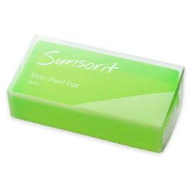 [Sunsorit]サンソリット スキンピールバー AHA Skin Peel Bar 緑 洗顔