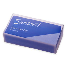 [Sunsorit]サンソリット スキンピールバー AHAマイルド Skin Peel Bar 青 洗顔