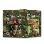 DVDBOXコンバットCOMBAT12巻セット全24話フルコンプリートDVDBOX海外ドラマ戦争軍隊サバイバルサバゲーサンダース軍曹名作CMB-12DVD[あす楽]
