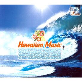 ハワイアンミュージック CD 3枚組 3ULT-011 全60曲収録 Hawaiian Music フラダンス 南国 ソル・フーピー ビリー・ヴォーン楽団 洋楽 海外 BGM [メール便]