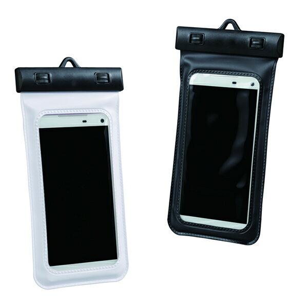 IPX8規格 スマホ防水ケース 保護ポーチ 5.5インチ対応 ストラップ付き 装着したまま操作・カメラ撮影・電話も可能 iphone/xperia/android/スマートフォン/アイフォン スマホカバー 海 海水浴 プール お風呂 水中 防水 スマホケース HRN-325 HRN-266 [メール便]