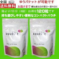 エクエルEQUELLEパウチ【120粒X2個セット】大塚製薬