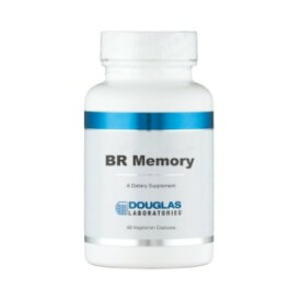 BR メモリー(コリン・L-カルニチン) (約1か月分) ダグラスラボラトリーズ
