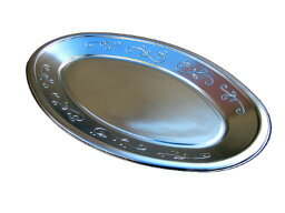 Hors d\u0027oeuvres plate party plate oval dish K7 plate 20 piece set disposable tray silver plate plastic plate oval dish platter oval K7  sc 1 st  Rakuten & online-pac | Rakuten Global Market: Hors d\u0027oeuvres plate party ...