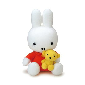 ブルーナファミリー ミッフィー くまちゃん抱き ぬいぐるみ ぬいぐるみのセキグチ うさぎ 人形 キャラクター ぬいぐるみ プレゼント 動物