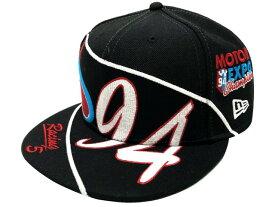 SUPREME シュプリーム ニューエラ コラボ 19SS 黒 Racing New Era cap レーシング 59FIFTY ニューエラキャップ BLACK