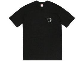 SUPREME シュプリーム 20SS 新品 黒 Marble Tee マーブル プリント Tシャツ BLACK