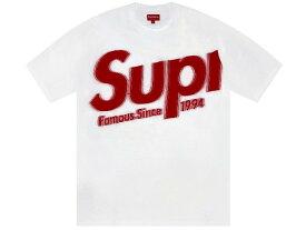 SUPREME シュプリーム 21SS 新品 白 Intarsia Spellout S/S Top Tee 半袖Tシャツ WHITE ホワイト