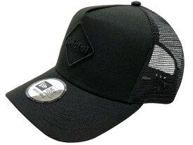 SOPHNET. ソフ F.C.Real Bristol エフシーレアルブリストル ニューエラ コラボ 20AW 新品 黒黒 EMBLEM MESH CAP エンブレム メッシュキャップ BLACK/BLACK