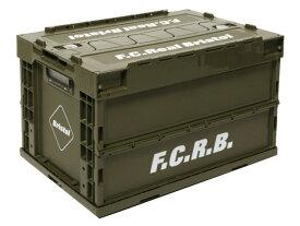 SOPHNET. F.C.Real Bristol エフシーレアルブリストル 20AW 新品 カーキ 大 フォルダブル コンテナ ボックス ケース LARGE FOLDABLE CONTAINER FCRB KHAKI ラージサイズ
